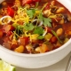 Spicy Vegetarian Beer Chili (Made with stout!)