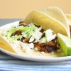 Chorizo Tacos with Peppers and Tomatoes