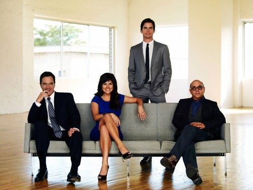 The Cast of White Collar