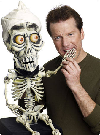 jeff dunham peanut pictures. The Jeff Dunham Show – Grade: